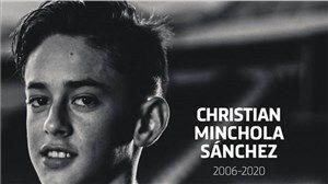 مرگ بازیکن تیم نوجوانان اتلتیکو در 14 سالگی