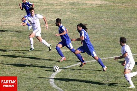 تساوی گل گهر مقابل شهرداری همدان