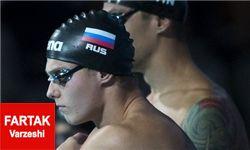 CAS مجوز حضور دو شناگر روس را در المپیک صادر کرد