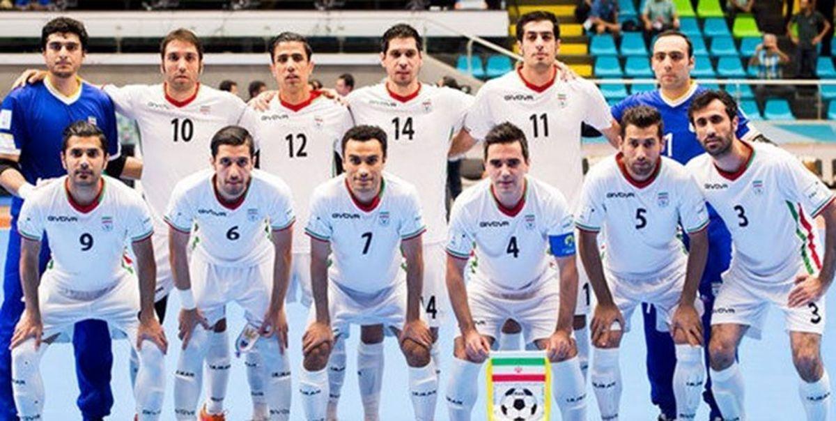 اردوی تیم ملی فوتسال در فروردین به دلیل حساسیت لیگ برتر لغو شد