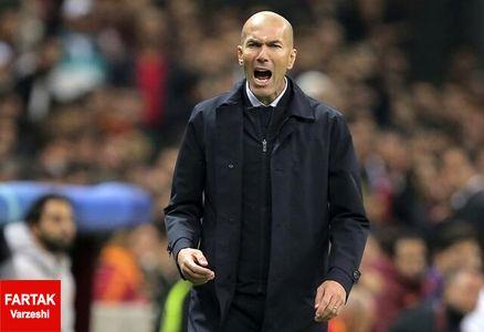 سرمربی رئال مادرید اعلام کرد هفتهای آرام در این باشگاه وجود ندارد