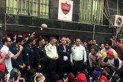 مدیرعامل پرسپولیس: رفتن برانکو شوک بزرگی بود/ تهدید به مرگ شدم
