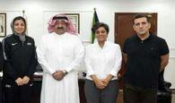 شهزاد مظفر سرمربی تیم ملی فوتسال کویت شد