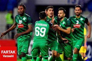 لیگ قهرمانان آسیا| اولین برد نمایندگان ایران رقم خورد