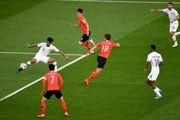 قطر 1 کره جنوبی 0   صعود عنابی ها به نیمه نهایی جام ملت های آسیا برای اولین بار در تاریخ