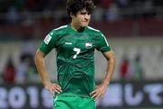 ستاره مد نظر استقلال به تیم عراقی پیوست
