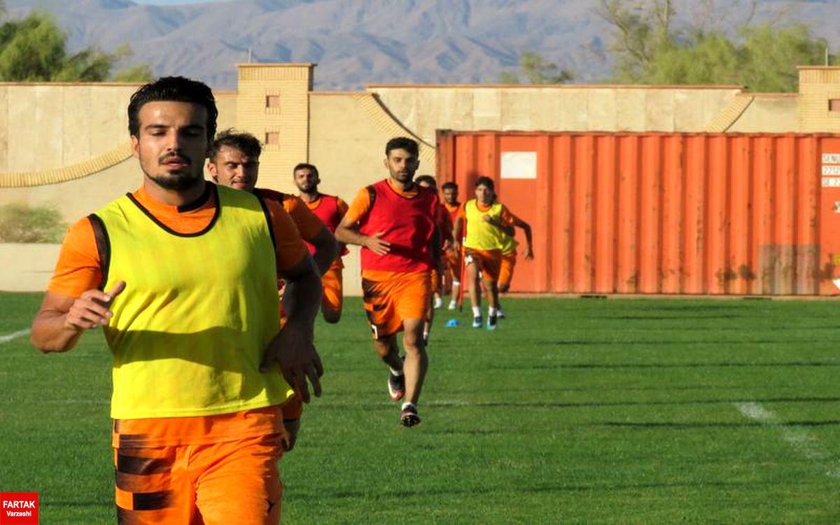 آمادگی تیم فوتبال مس برای شروع تمرینات در صورت صدور مجوز