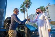سرمربی فرانسوی التعاون وارد دوحه شد