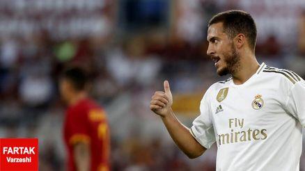 علاقه زیاد رئیس باشگاه رئال مادرید به ادن هازارد