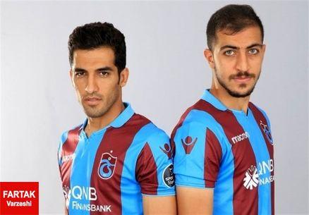شکست سنگین ترابزون اسپور با مجید حسینی