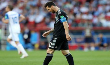 اعلام لیست تیم ملی آرژانتین بدون حضور مسی و باحضور ایکاردی