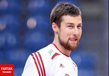 والیبال|جریمه ای مضحک برای کاپیتان تیم ملی لهستان