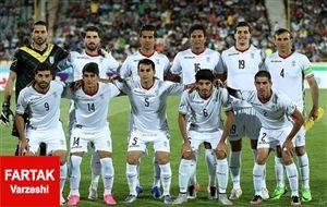 تیم ملی در ایتالیا اردو می زند