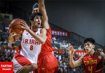 بسکتبال ایران 50-67 مغلوب کره جنوبی شد