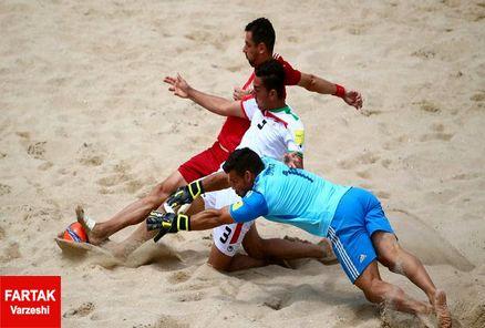 تمرینات تیم ملی فوتبال ساحلی آغاز شد