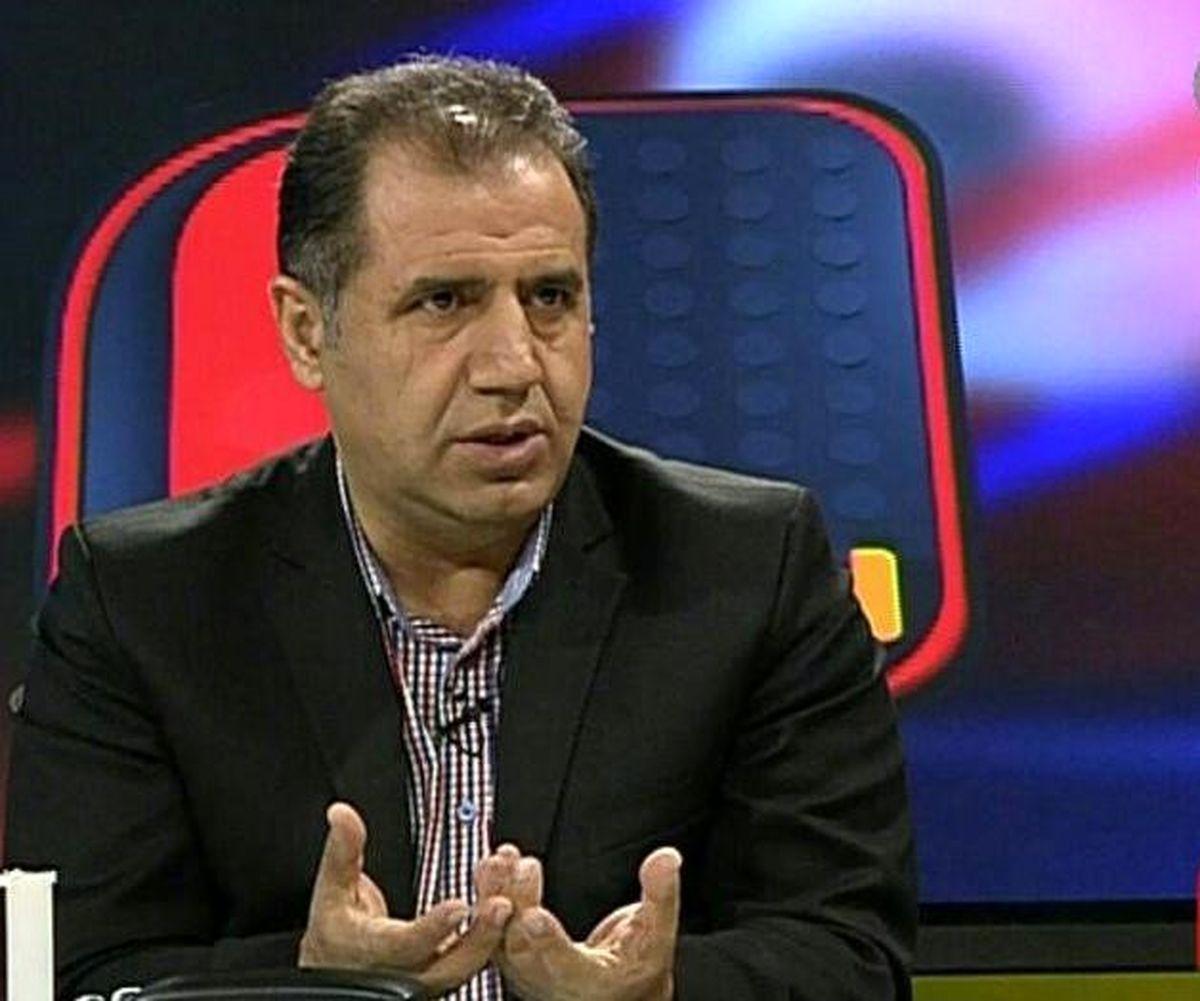 توضیح علی خسروی از لحظات التهاب آور زندانی شدن در آسانسور و قطعی برق