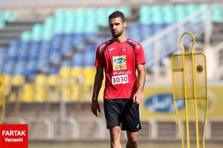 نوراللهی کلیدی ترین بازیکن پرسپولیس در دیدار با الجزیره