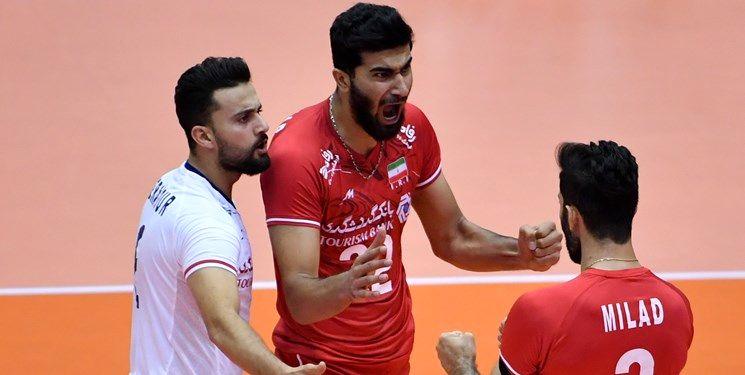 امتیازآورترین بازیکن ایران مقابل تونس مشخص شد