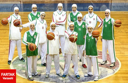 اردوی تیم ملی بسکتبال بانوان آغاز خواهد شد