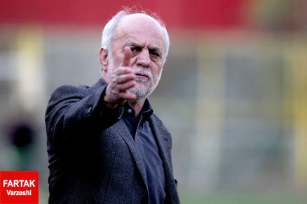 حوردبین منصوریان نباید درباره طاهری مصاحبه می کرد.