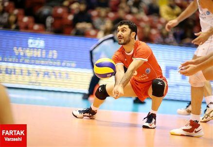 ظریف:از تیم ملی والیبال خداحافظی نکردهام!