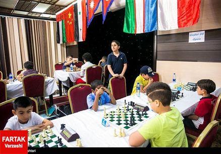 ایران قهرمان شطرنج برقآسای مدارس آسیا!
