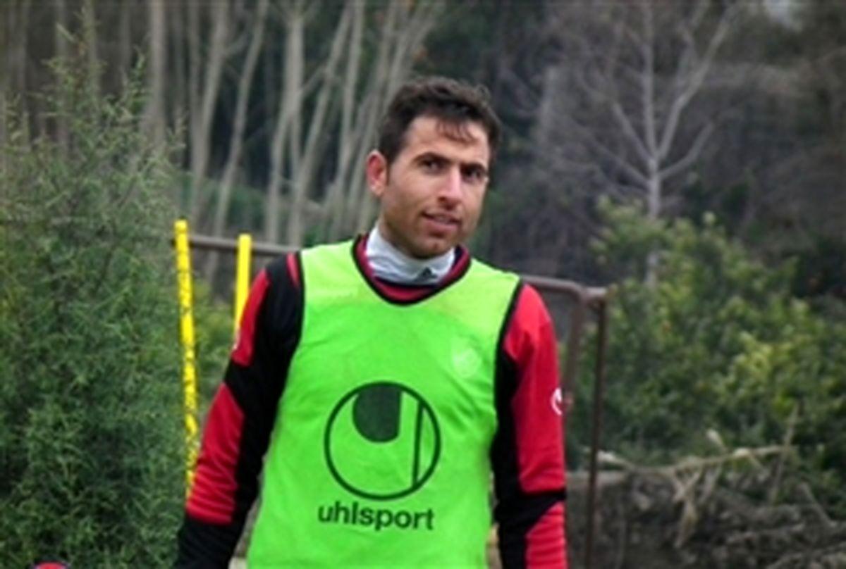 مهاجم سابق پرسپولیس قصد بازگشت به فوتبال را ندارد