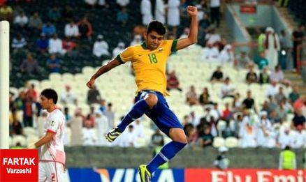 پدیده ی فوتبال برزیل مشکلی برای پیوستن به یوونتوس ندارد