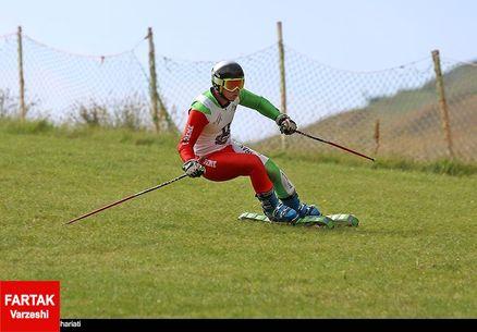 هفته نخست رقابت های اسکی روی چمن پایان یافت