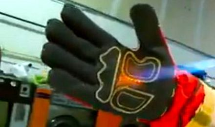 منهای ورزش/ دستکشی که در برابر هر آسیبی مقاوم است