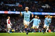 آگوئرو: بازی کردن در لیگ قهرمانان بسیار دشوار است