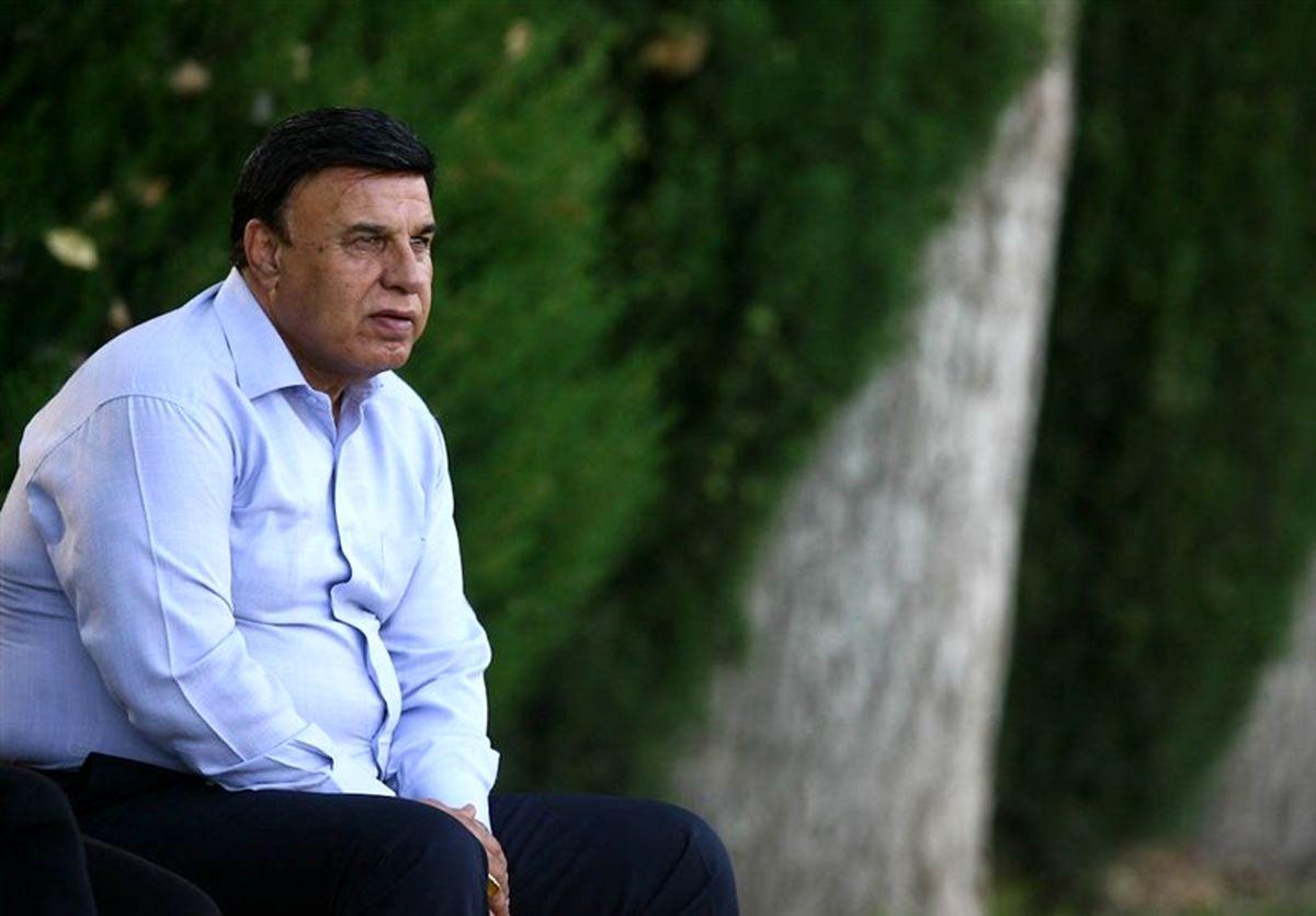 مظلومی: قرارداد مهدی پور با استقلال نهایی شد