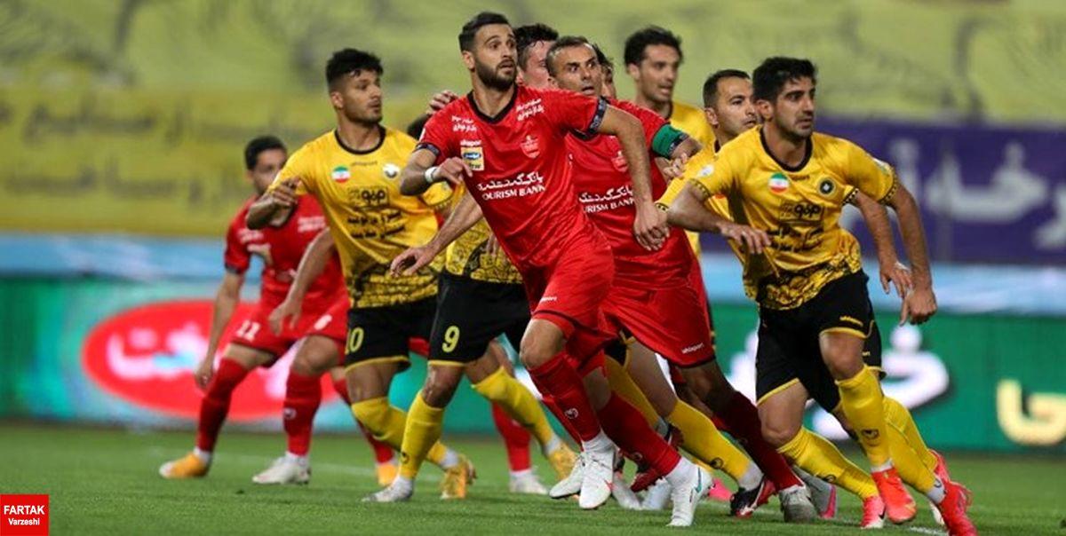 اقدام متقابل پرسپولیس علیه سپاهان/ شکایت از ۸ عضو باشگاه اصفهانی