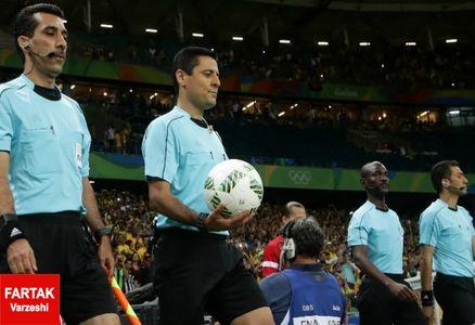 زمان بازگشت داوران بینالمللی فوتبال کشورمان از المپیک