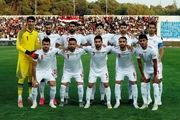 برتری ۲ گله ایران مقابل سوریه در نیمه اول
