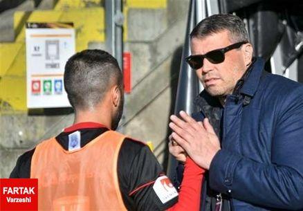 رئیس باشگاه اوسترشوندس: قدوس مجاز است به فرانسه برود