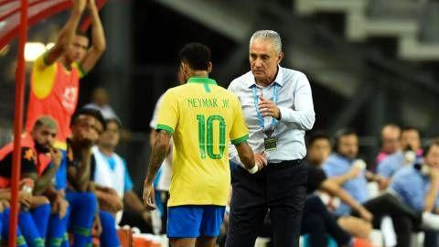 سرمربی برزیل: نیمار هیچ مسئولیتی نداشت