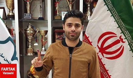 عقد قرارداد رسمی ابراهیمی با ماشین سازی/عکس