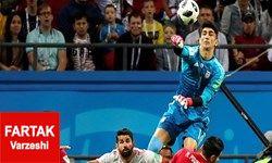 10 بازیکن برتر پست های مختلف جام جهانی/نام 3 ایرانی هم به چشم خورد