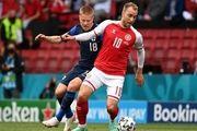 یورو ۲۰۲۰| شوک ترسناک، بازی دانمارک - فنلاند را ناتمام گذاشت/ اریکسن در آستانه مرگ!
