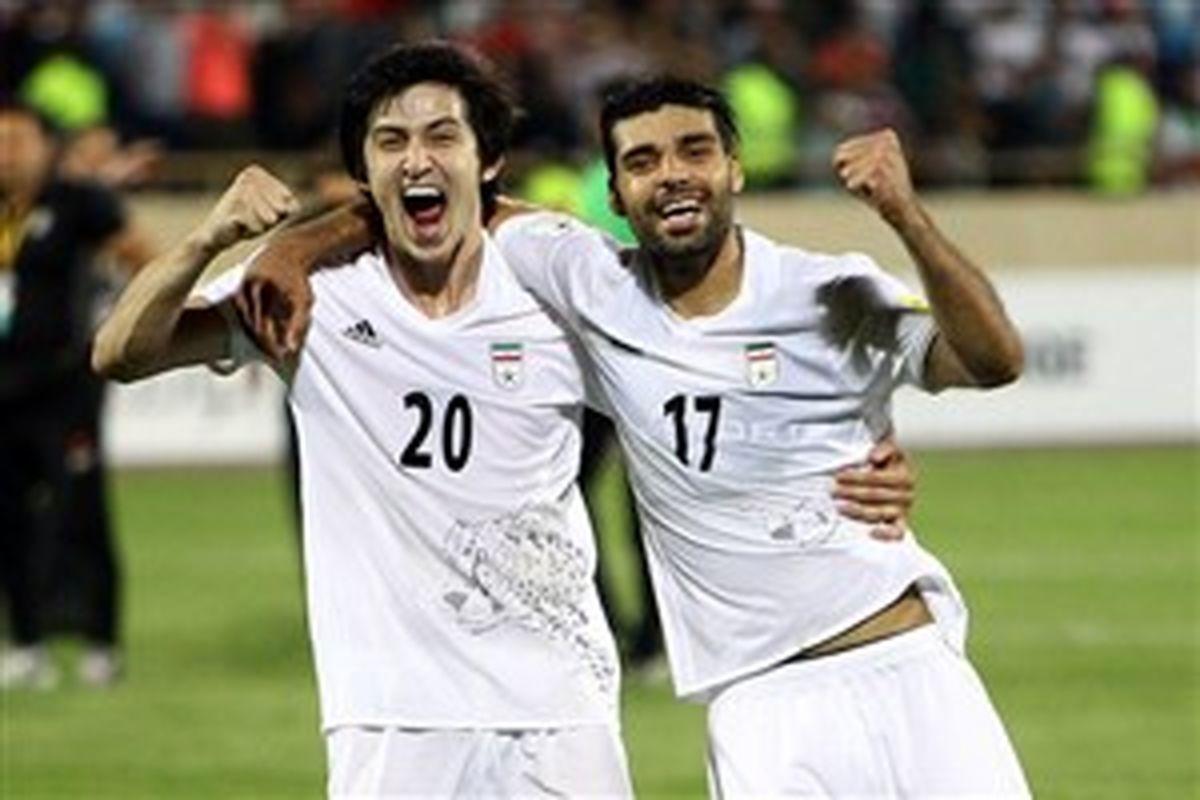 طارمی و آزمون در جدول بهترین گلزنان فوتبال اروپا