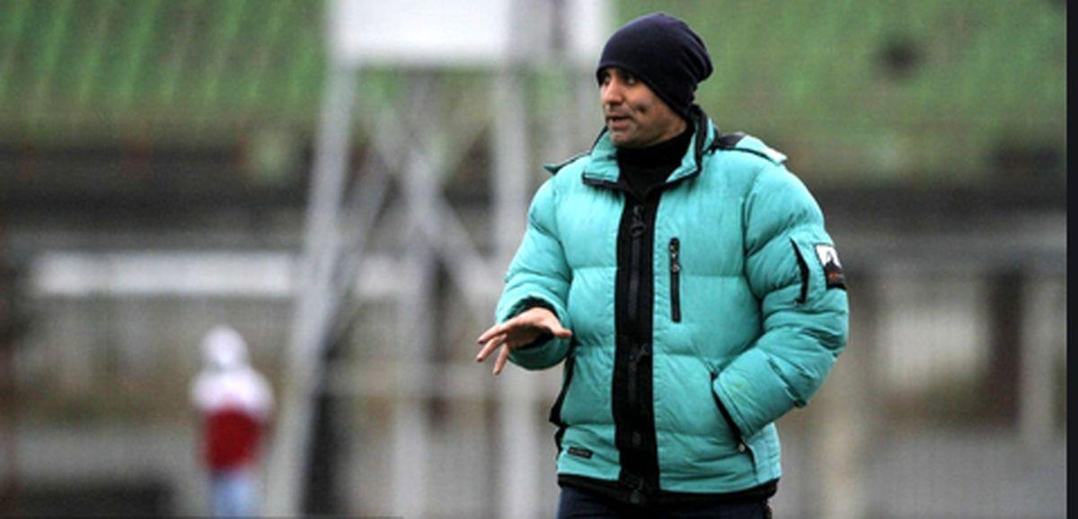 سهیل حق شناس از سرمربیگری سپیدرود استعفا داد