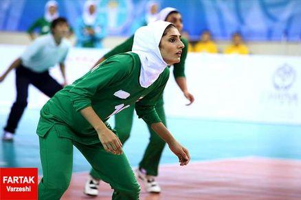 اولین تمرین بانوی لژیونر ایرانی در تیم جدیدش