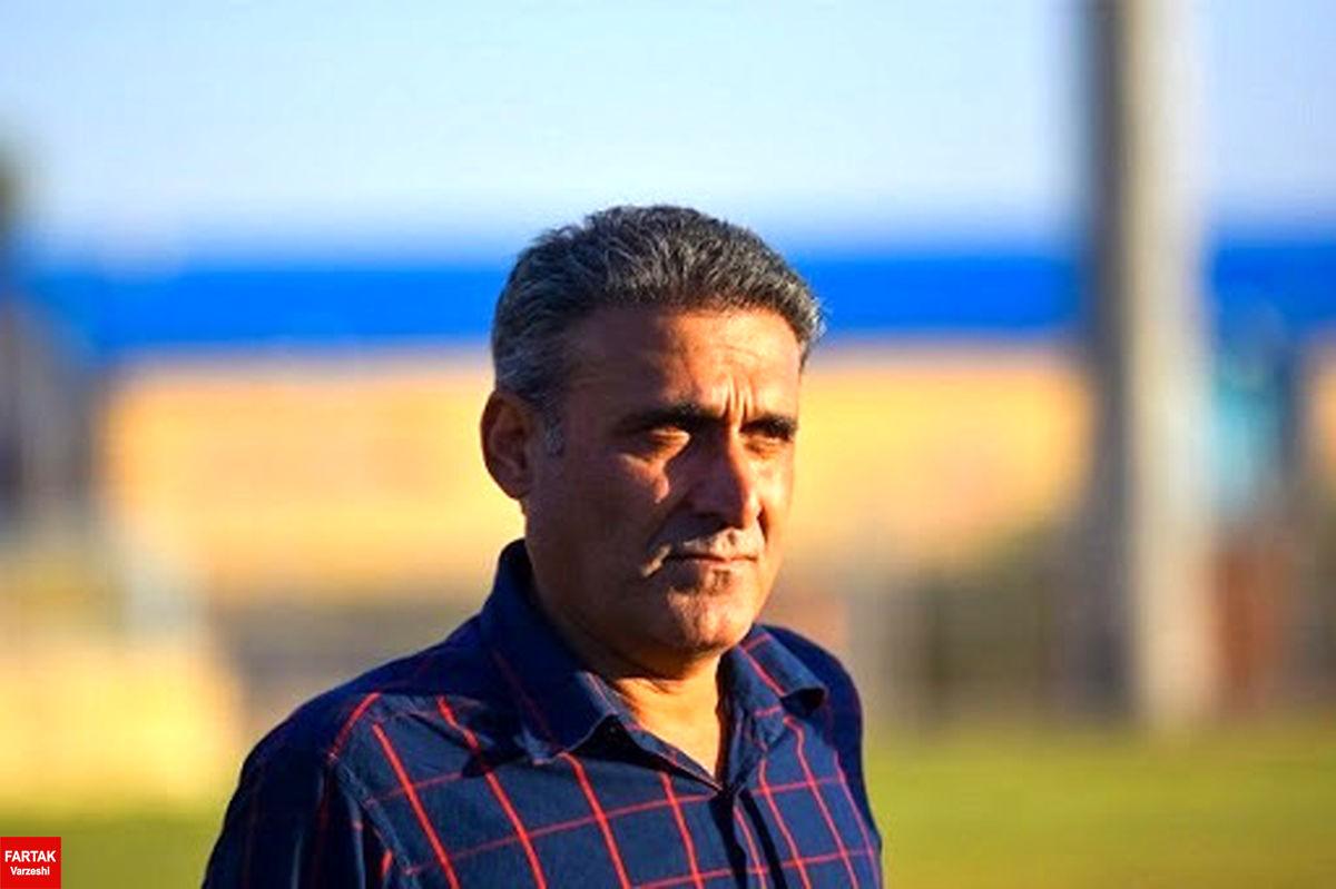 بهمن فرازمند با قراردادی سفید سرمربی نفت و گاز گچساران شد