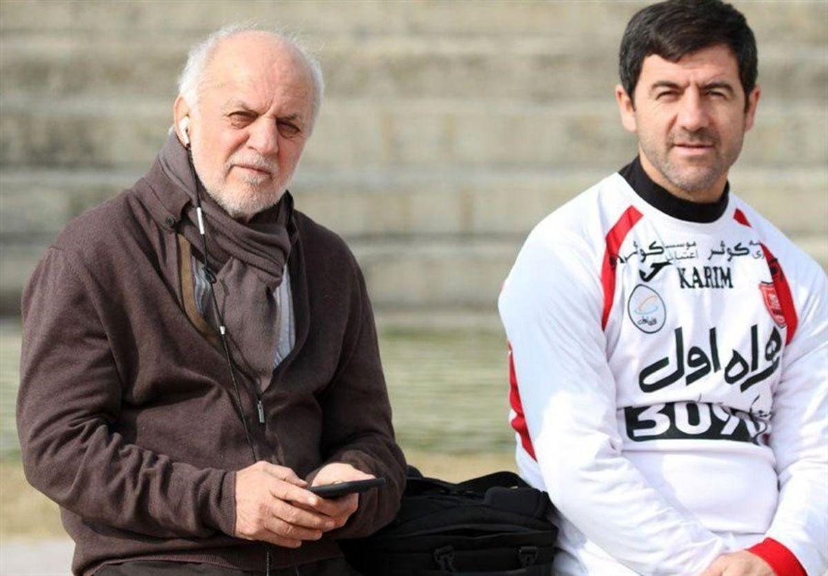 مربی دیگری غیر از گلمحمدی نمیتوانست پرسپولیس را قهرمان کند