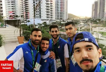 اولین برد تیم ملی والیبال در آخرین بازی دوستانه