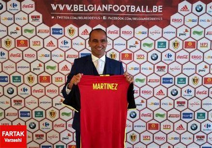 مارتینس: همیشه شیفته فوتبال بلژیک بودم