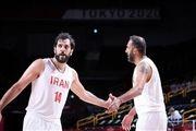 شکست بلندقامتان ایران در اولین گام المپیک