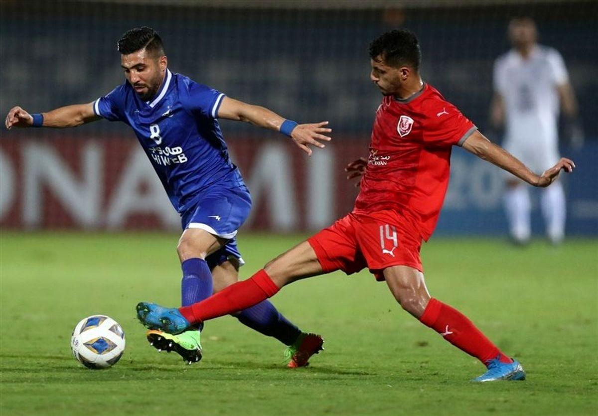 لیگ قهرمانان آسیا  جستجوی شانس صعود در ۲ بازی آخر