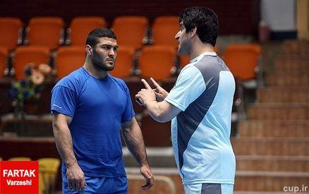 یزدانی : خادم سرمربی است / تا المپیک بهتر هم می شوم